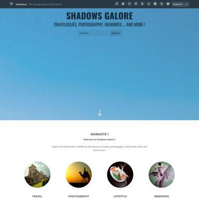 Shadows Galore
