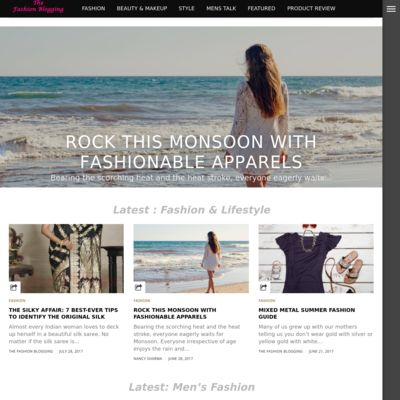 The Fashion Blogging