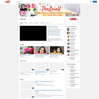 TheLeiaV Blog