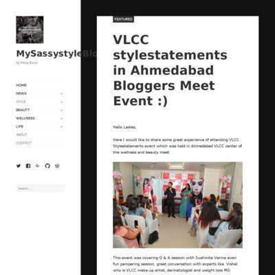 Mysassystyleblog