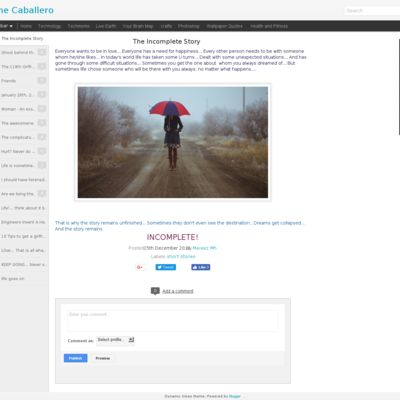 Maveez's Blog