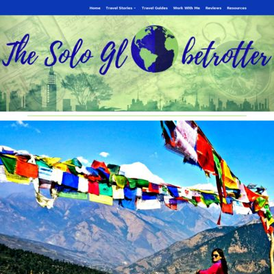 The Solo Globetrotter