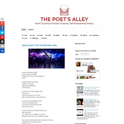 The Poet's Alley