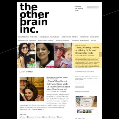 the Other Brain Inc.