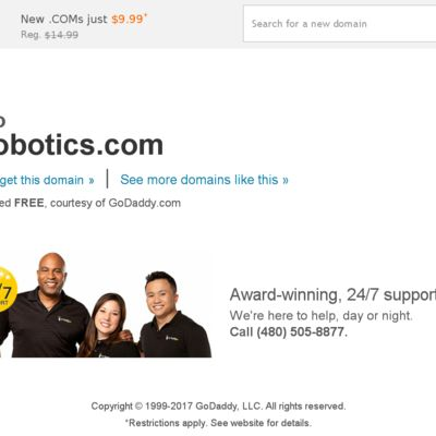 DezineRobotics - Web Design & Development Blog