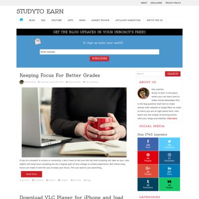 Study To Earn