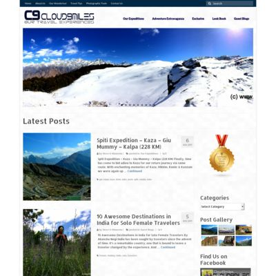 Cloud9miles - Indian Travel and Fashion Blog