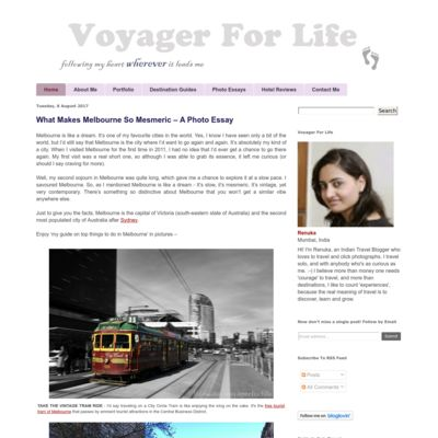 Voyager For Life
