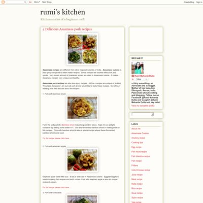 Rumi S Kitchen Owner