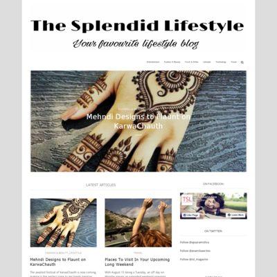 The Splendid Lifestyle
