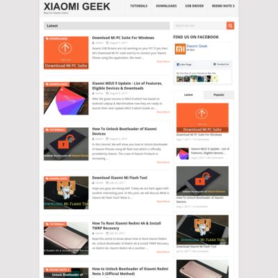 XiaomiGeek - Blog For Xiaomi Users!