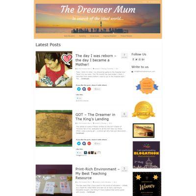 The Dreamer Mum