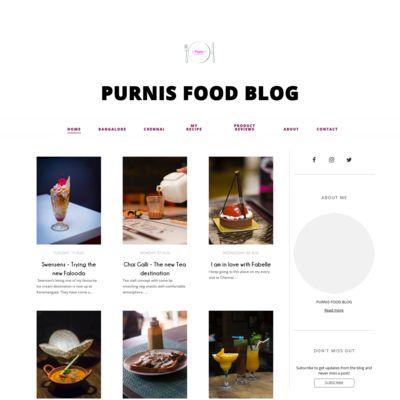 purnis food blog