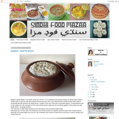 Sindhi Food Mazaa