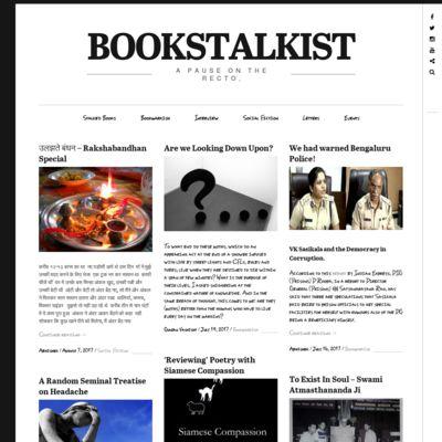 BookStalkist
