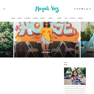 Magali Vaz | Fashion, Lifestyle & Travel Blog