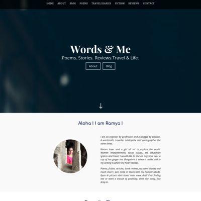 Words & Me