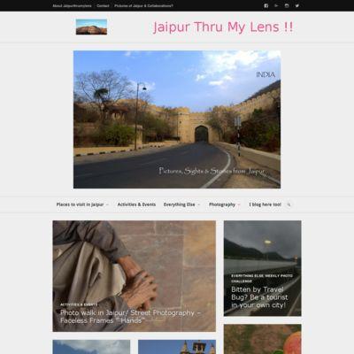 Jaipur thru my lens !!