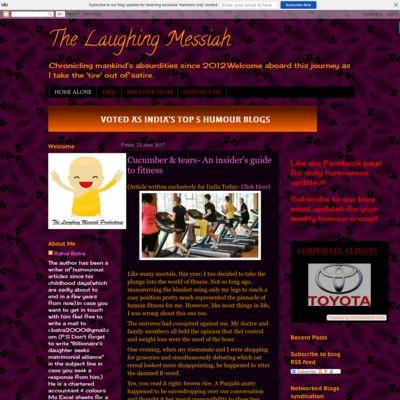 laughingmessiah.com