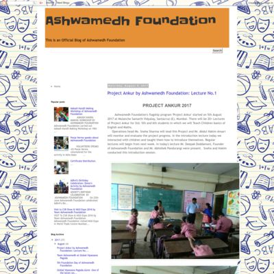Ashwamedh Foundation