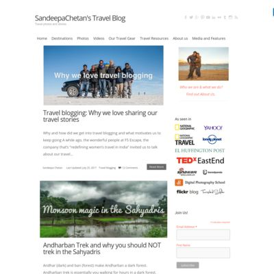 SandeepaChetan's Travel Blog