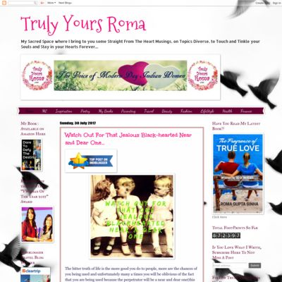 Truly Yours Roma