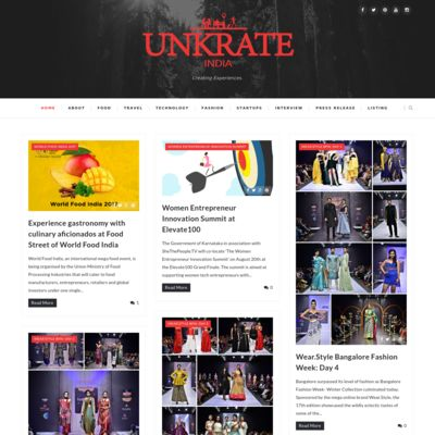 Unkrate India