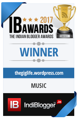 Winner of The Indian Blogger Awards 2017 - Entertainment