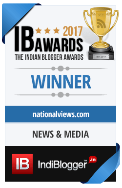 Winner of The Indian Blogger Awards 2017 - Business